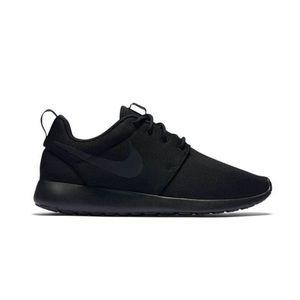 All Black Nike Roshe Run